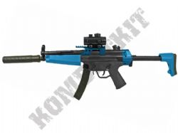 CM023 H&K MP5 Replica Electric Airsoft BB Submachine Gun Black & 2 Tone Colours